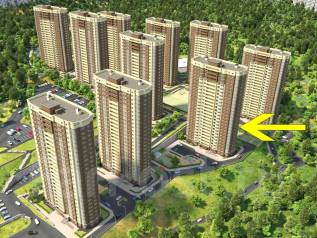 2-комнатная, улица Нейбута 17 кор. 3. 64, 71 микрорайоны, частное лицо, 61 кв.м. Дизайн-проект