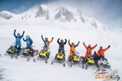 Петропавловск-Камчатский. Спортивный тур. Skidooking Kamchatka – школа обучения управления горным снегоходом