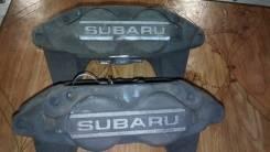 Суппорт тормозной. Subaru Impreza, GF8, GDB, GDA, GC8, GGA Subaru Forester, SF9, SF5 Subaru Legacy, BG5, BD5, BD9, BH9, BHC, BH5, BE5, BG9, BHCB5AE, B...