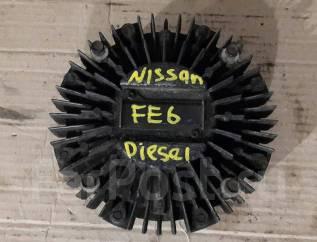 Вискомуфта. Nissan Diesel