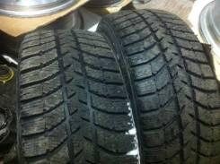 Bridgestone Ice Cruiser 5000. Зимние, без шипов, износ: 20%, 2 шт