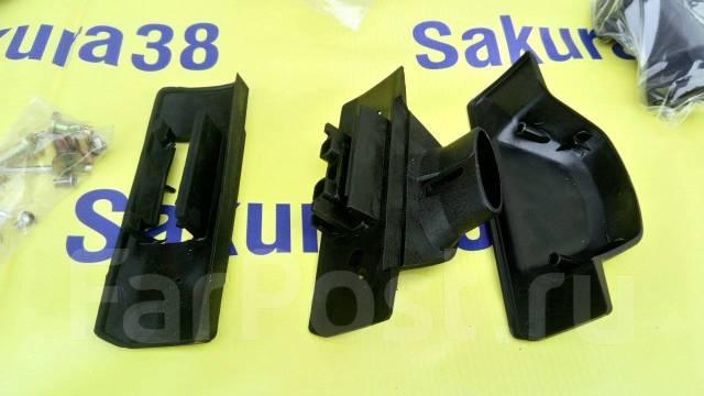 Минидуги для багажного бокса. Honda CR-V, RE4, RE3, RE5, RE7