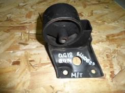 Подушка коробки передач. Nissan Bluebird, QU14 Nissan Primera Camino, QP11, WQP11 Двигатель QG18DE