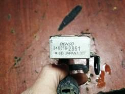Резистор вентилятора охлаждения. Toyota Funcargo