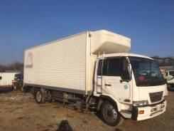 Nissan Diesel. , 6 900 куб. см., 7 500 кг.
