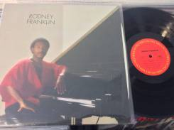 JAZZ! Родни Фрэнклин / Rodney Franklin - US LP 1980 джаз фьюжн рояль
