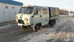 УАЗ 39094 Фермер. Продается уаз фермер, 2 700 куб. см., 1 500 кг.