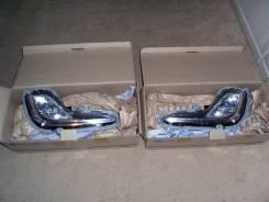 Фара противотуманная. Hyundai Accent Hyundai Solaris, RB Двигатели: G4FC, G4FA