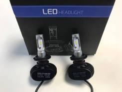 Светодиодные лампы ближнего света S7 LED H11 3900Lm