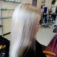 Окрашивание волос любой сложности ! (салон)Приемлемые цены