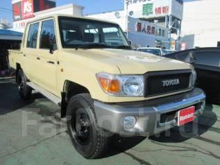 Toyota Land Cruiser. механика, 4wd, 4.0, бензин, б/п. Под заказ