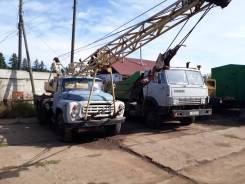 ЗИЛ 130. Продам автокран зил 130 кс 2561, 6 300 кг.