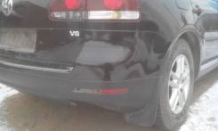 Бампер. Volkswagen Touareg, 7LA, 7L7, 7L6 Двигатели: BHK, BHL