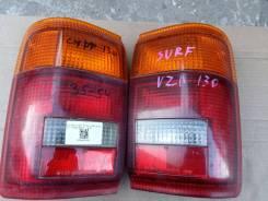 Стоп-сигнал. Toyota 4Runner, VZN130, RN130, YN130, LN130, LN135, YN135, RN135 Toyota Hilux, RN135, VZN130, YN135, LN135, YN130, RN130, LN130 Toyota Hi...