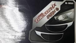 Накладки наружные. Hyundai ix35 Hyundai Tucson
