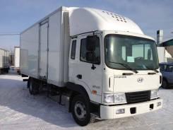 Hyundai HD120. HD-120 + фургон сэндвич, 80 мм (6,5х2,6х2,41) АМЗ, 6 600куб. см., 6 500кг.