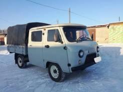 УАЗ 3909. Продается , 2 700 куб. см., 1 500 кг.