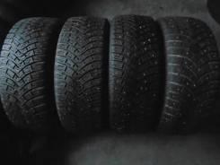 Michelin X-Ice North 2. Зимние, шипованные, износ: 20%, 4 шт
