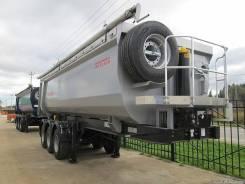Grunwald. Самосвальный полуприцеп TSt31, 29 550 кг.