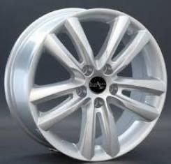 Light Sport Wheels. 7.0x17, 5x114.30, ET35, ЦО 67,1мм.
