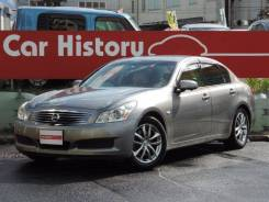 Nissan Skyline. автомат, задний, 2.5, бензин, 60 700 тыс. км, б/п, нет птс. Под заказ
