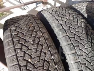 Dunlop Grandtrek SJ4. Зимние, без шипов, износ: 20%, 4 шт