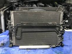 Радиатор охлаждения двигателя. Mercedes-Benz E-Class, W211 Двигатели: M272DE35, M272E25, M272E30, M272E35, M272KE30, M272E23, 272, 943
