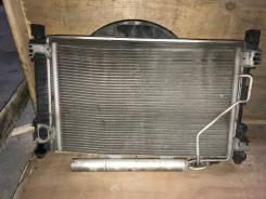 Радиатор охлаждения двигателя. Mercedes-Benz C-Class, W203 Двигатели: M, 271, E, 18, ML, ML1, LR, E20, 946, 1, 20