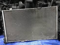 Радиатор охлаждения двигателя. Mercedes-Benz C-Class, W203 Двигатели: M, 112, E, 26, 912