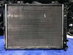 Радиатор охлаждения двигателя. Mercedes-Benz E-Class, W210 Двигатели: M112E24, M112E26, M112E28, M112E32, 112, 941