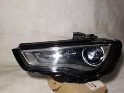 Фара. Audi A3, 8V1, 8V7, 8VA, 8VS