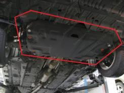 Защита двигателя. Toyota Highlander, ASU40, GSU40