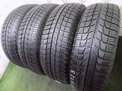 Michelin X-Ice 3. Зимние, без шипов, 2013 год, износ: 30%, 4 шт