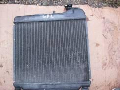 Радиатор охлаждения двигателя. Honda Fit, GD2, GD4, GD1, GD, GD3 Двигатели: L13A, L15A