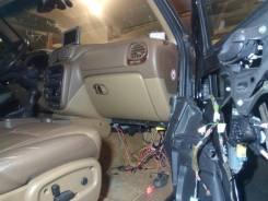 Стеклоподъемный механизм. Chevrolet TrailBlazer, GMT360 Двигатель LL8