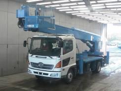 Hino. Автовышка HINO Truck, 4 720 куб. см., 27 м. Под заказ