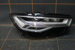 Фара правая адаптивная LED - Audi A6 C7 (2011-16гг)