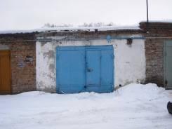 Гаражи капитальные. улица Центральная 22, р-н Советский, 24 кв.м., электричество, подвал.