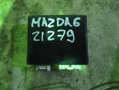 Блок управления двс. Mazda Mazda6, GG