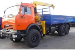 Камаз 43118 Сайгак. Самосвал 43118 с UNIC URV-503, 10 857 куб. см., 9 000 кг. Под заказ