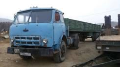 МАЗ 5429. Продам сидельный тягач с полуприцепом маз-93801, 14 860куб. см., 20 000кг.