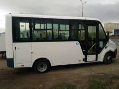 ГАЗ Газель Next. Автобус Next, 2 700 куб. см., 19 мест