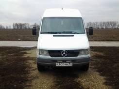 Mercedes-Benz Sprinter 412 D. Продаются автобус грузовой мерседес412D, 3 000 куб. см., 2 места