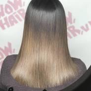 Кератиновое ЭКО выпрямление волос Brazilian Blowout