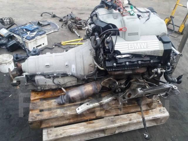 Двигатель в сборе. BMW M6 BMW 5-Series, E60, E61 BMW 7-Series, E65, E66 BMW X5, E53 Двигатели: M60B30, M60B40, M62B35, M62B35T, M62B35TU, M62B44, M62B...
