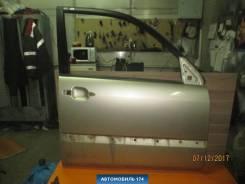 Дверь передняя правая Toyota Land Cruiser (120)-Prado 2002-2009 Тойота Ленд Крузер Прадо 6700160540