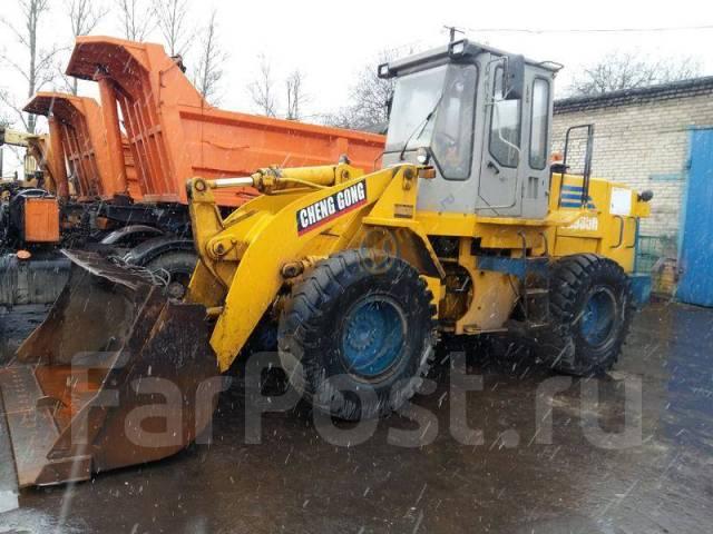 Chenggong CG935H. Продается фронтальный погрузчик Cheng Gong CG935H, 3 500 кг.