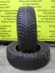 Michelin Alpin A4. Зимние, без шипов, 2016 год, износ: 20%, 2 шт