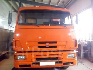 Камаз 6520. , 777 куб. см., 20 000 кг.