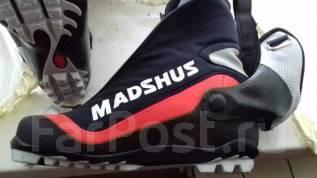 Лыжные профессиональные ботинки Madshus. Норвегия.